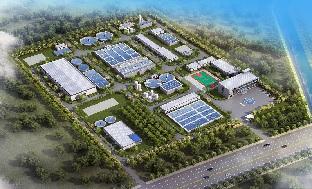 贝博下载地址经济开发区低碳产业园污水处理厂一期ballbet贝博足彩
