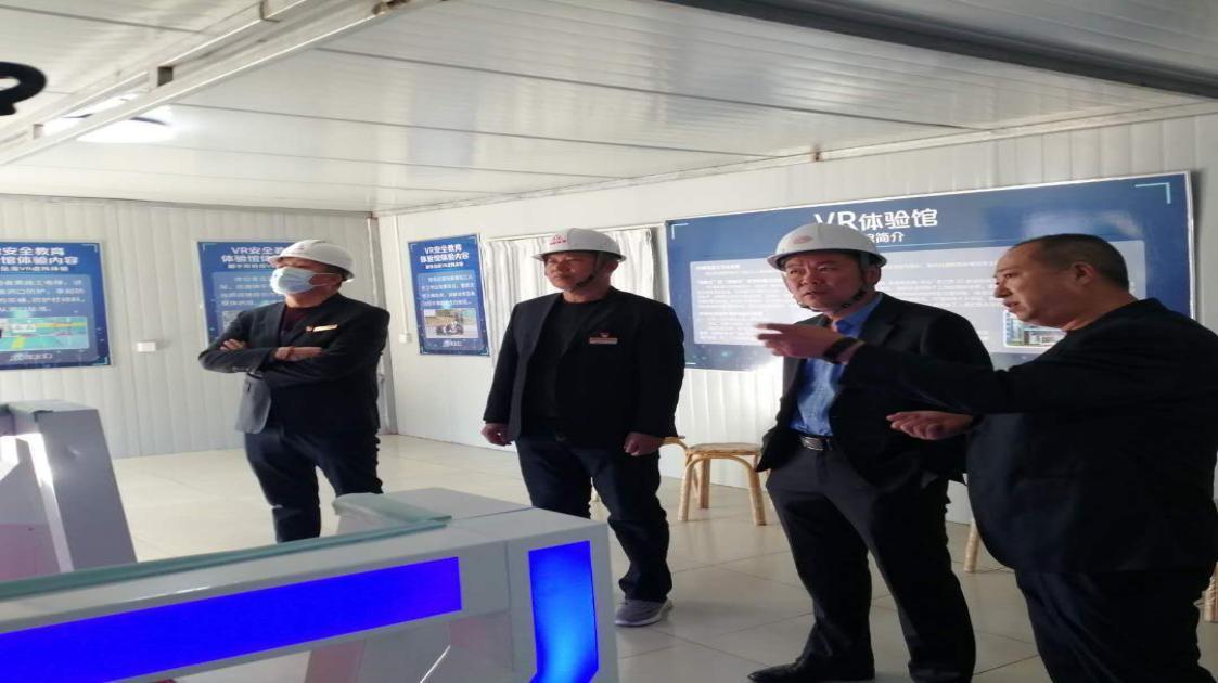 欧宝体育下载地址城建投融资有限责任公司VR建筑施工安全教育设备体验篇